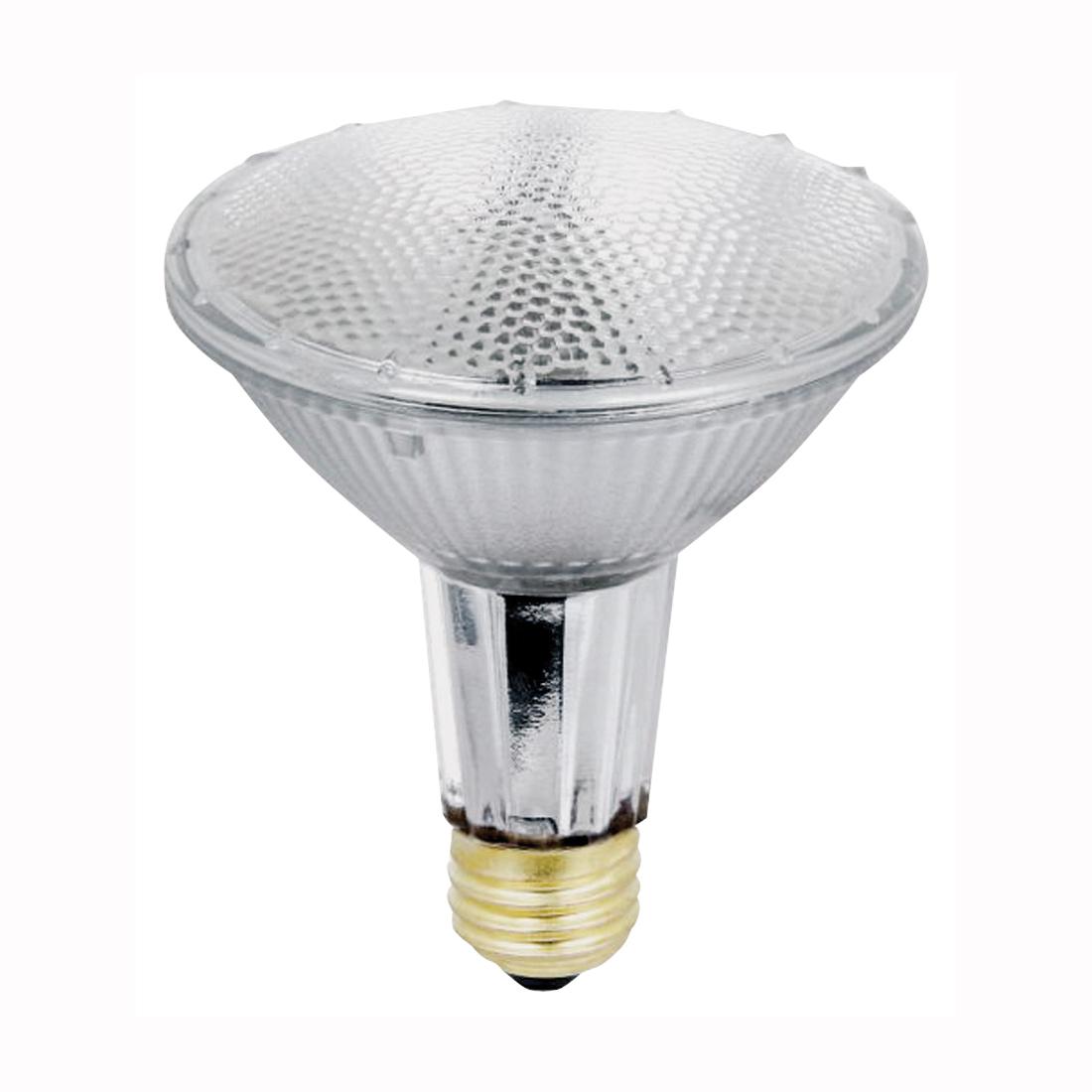 Picture of Feit Electric 55PAR30/L/QFL/ES Halogen Lamp, 56 W, Medium E26 Lamp Base, PAR30 Lamp, Bright White Light, 980 Lumens