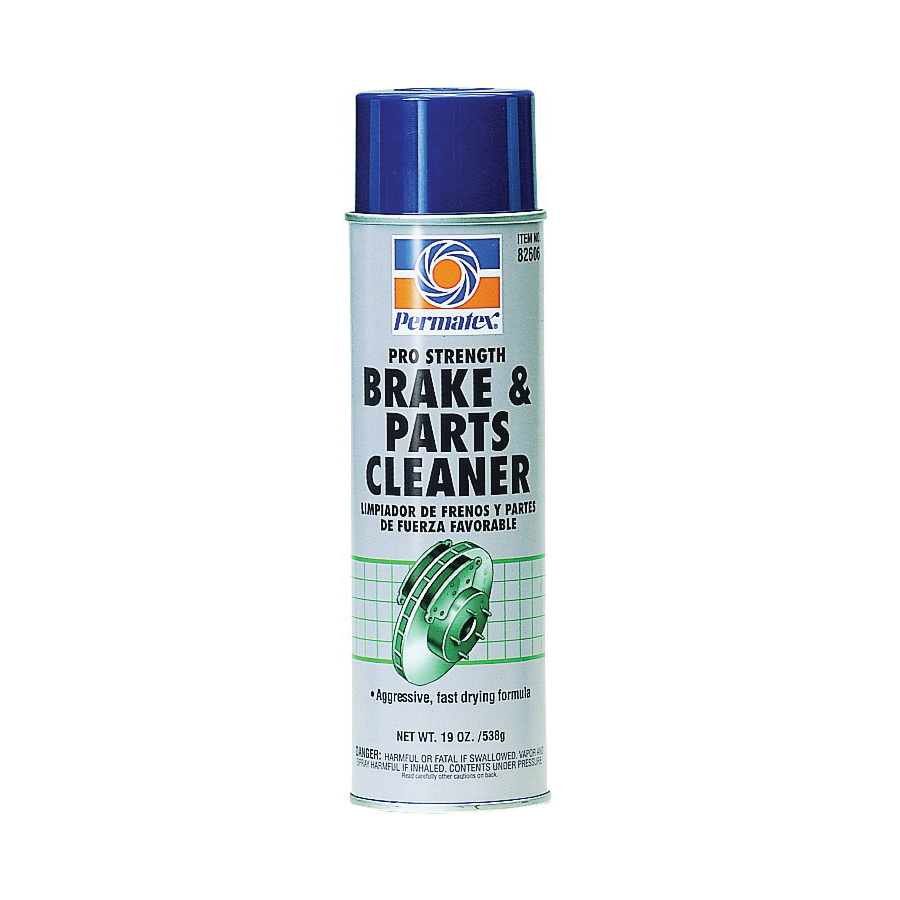 Picture of Permatex PMT-82606 Brake and Parts Cleaner, 20 oz Package, Aerosol Can, Liquid, Ethereal