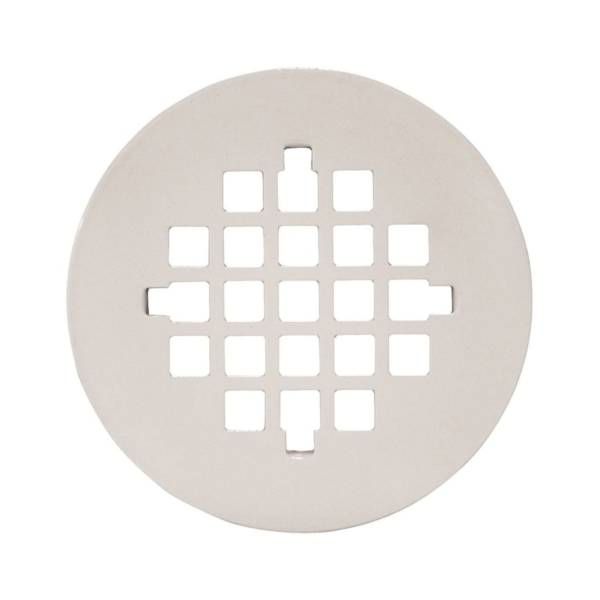 Picture of Oatey 42019 Drain Strainer, Metal, White