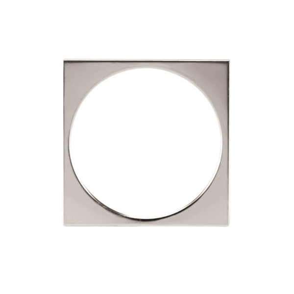 Picture of Oatey 42042 Tile Ring, Stainless Steel, Chrome, For: 151 Series Cast Iron Shower Drains