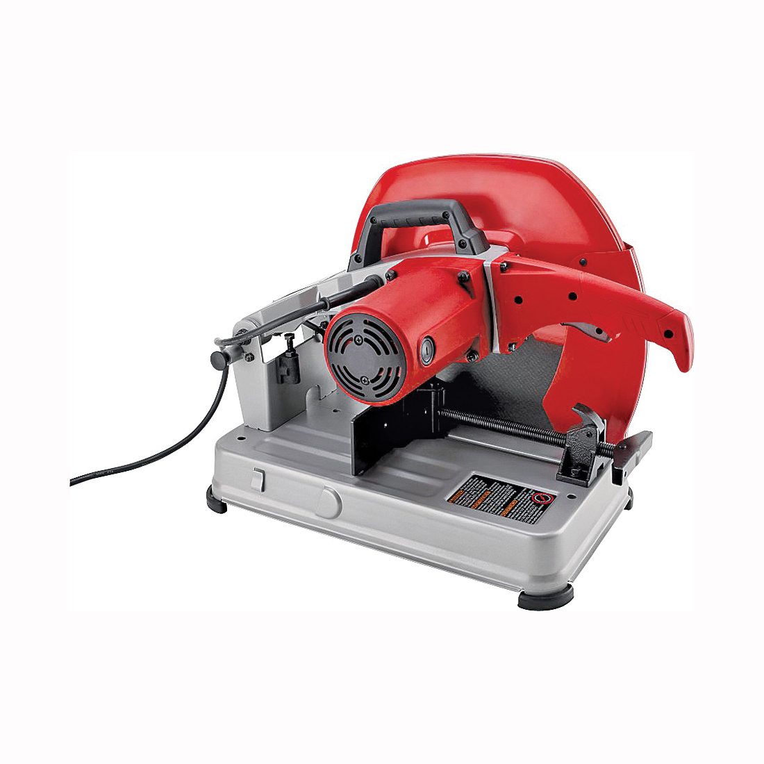 Picture of Milwaukee 6177-20 Cut-Off Machine, 120 V, 15 A, 14 in Dia Blade, 5 in Cutting Capacity, 3900 rpm Speed