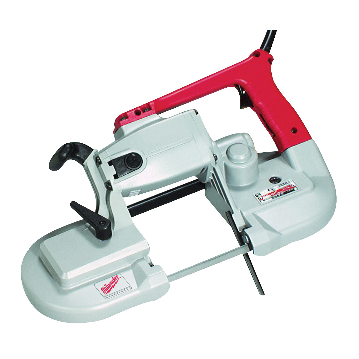 Picture of Milwaukee 6238-21 Band Saw, 5 x 5 in Rectangular, 5 in Round Cutting Capacity, 120 V