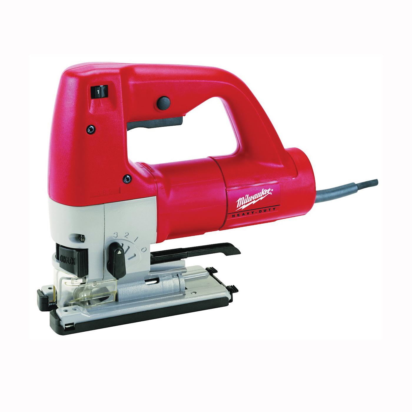 Picture of Milwaukee 6268-21 Jig Saw, 120 V, 6.5 A, 1 in L Stroke, 0 to 3000 spm SPM