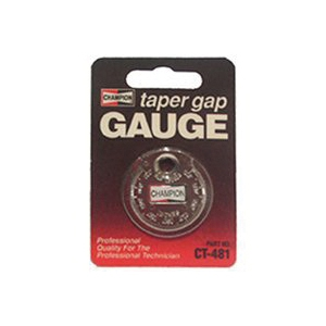 Picture of Champion CT-481 Dollar Taper Gap Gauge