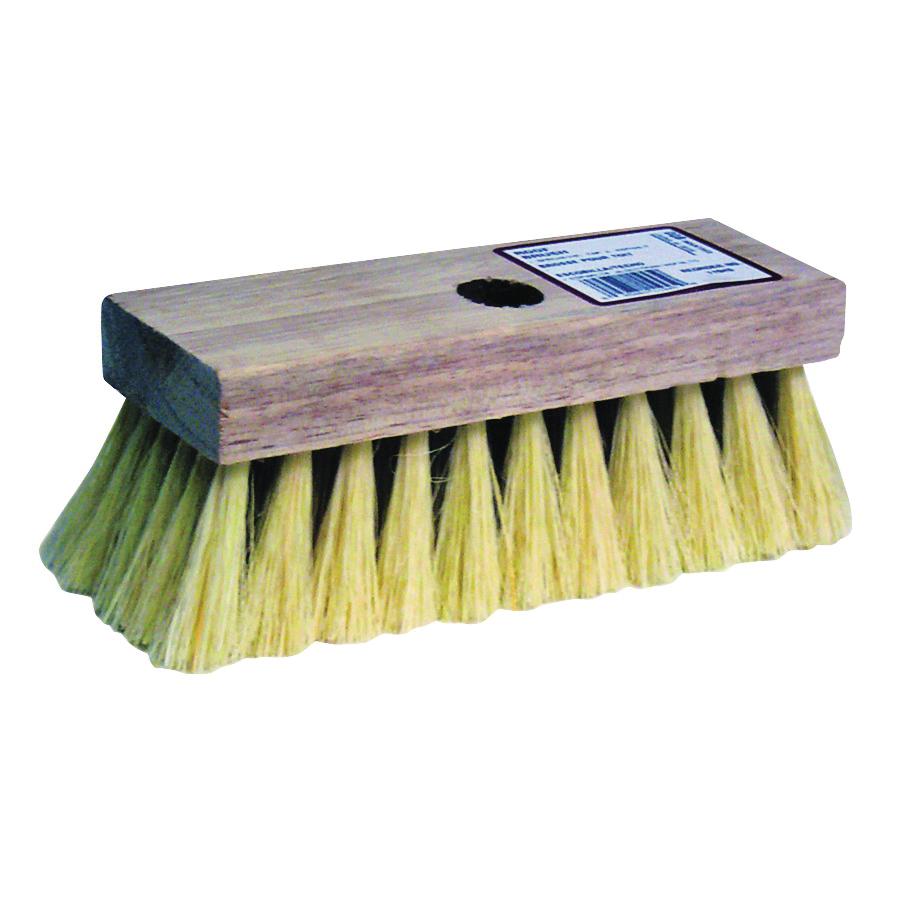 Picture of DQB 11945 Roof Brush, 2 in L Trim, White Bristle