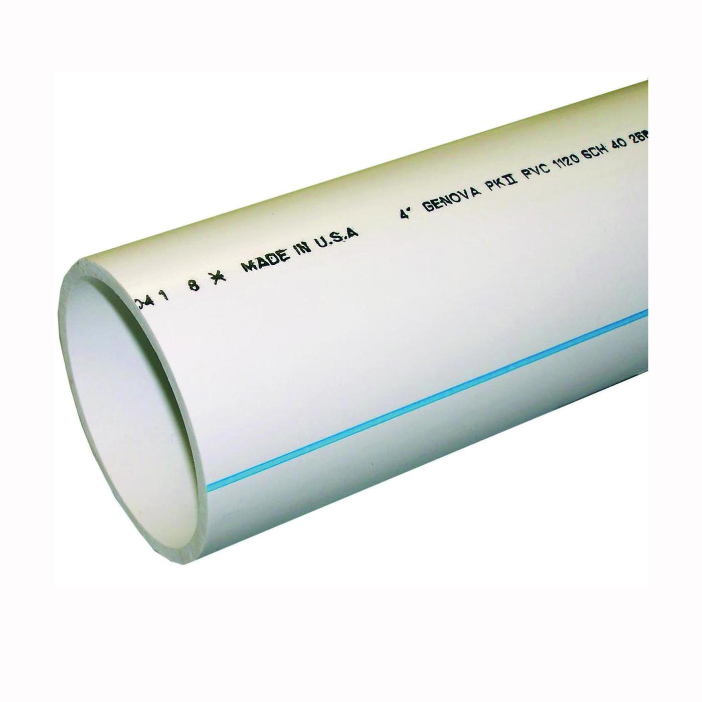Picture of GENOVA 700412 Cut Pipe, 2 ft L, SCH 40 Schedule