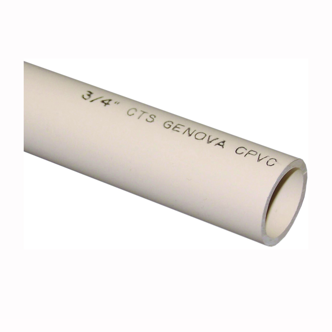 Picture of GENOVA 500072 Cut Pipe, 3/4 in, 2 ft L, Plain