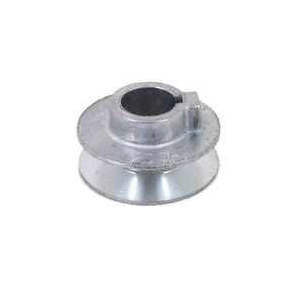 Picture of CDCO 1200A V-Grooved Pulley, 12 in OD, 6 -Groove, 11-3/4 in Dia Pitch, 1/2 in W x 11/32 in Thick Belt, Zinc