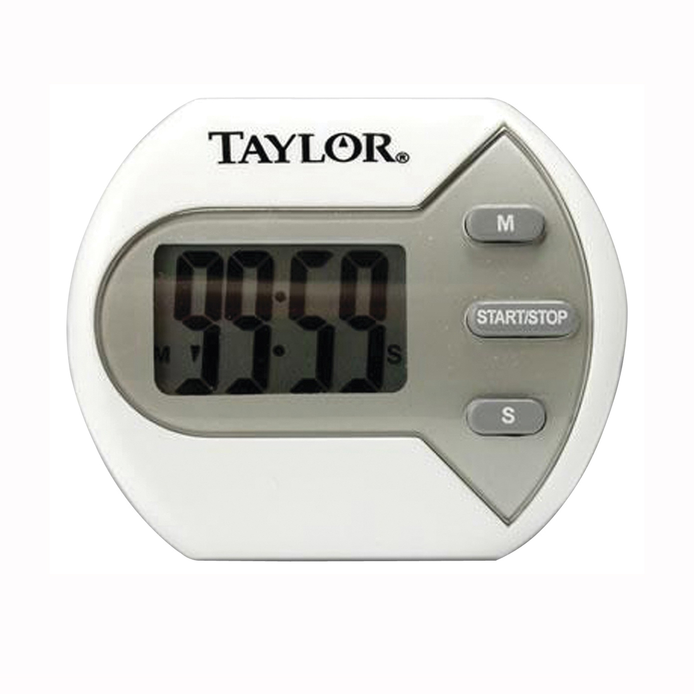 Picture of Taylor 5806 Timer, LCD Display, 99 min, White