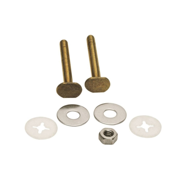 Picture of FLUIDMASTER 7111 Bowl-to-Floor Bolt, Brass