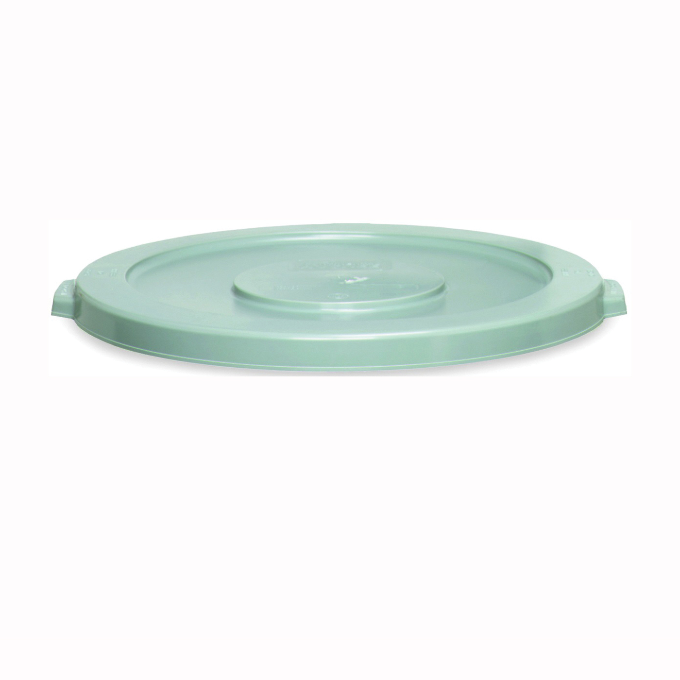 Picture of CONTINENTAL COMMERCIAL Huskee 4445GY Receptacle Lid, 44 gal, Plastic, Gray