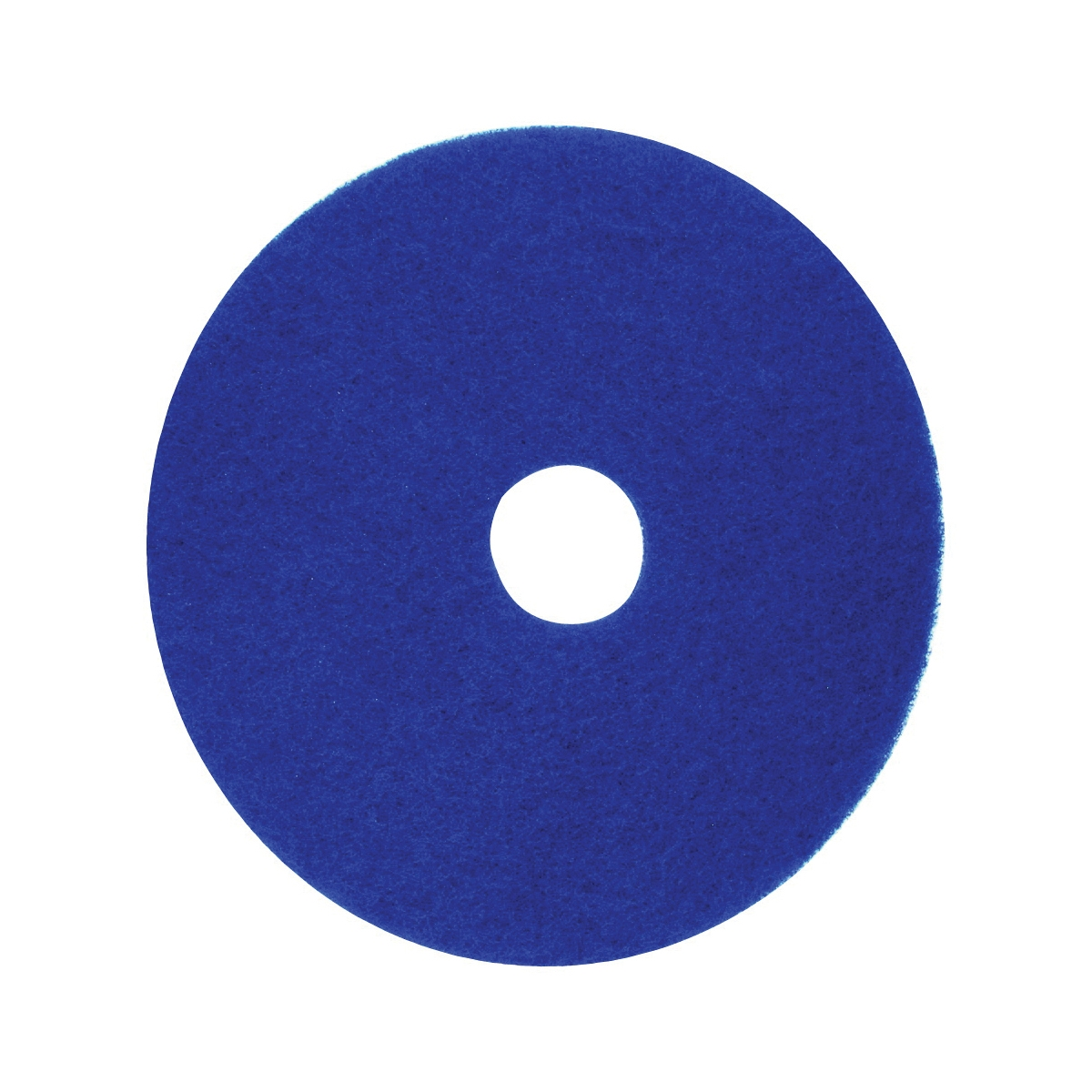 Picture of NORTH AMERICAN PAPER 421814 Cleaning Pad, 20 in Arbor, Blue