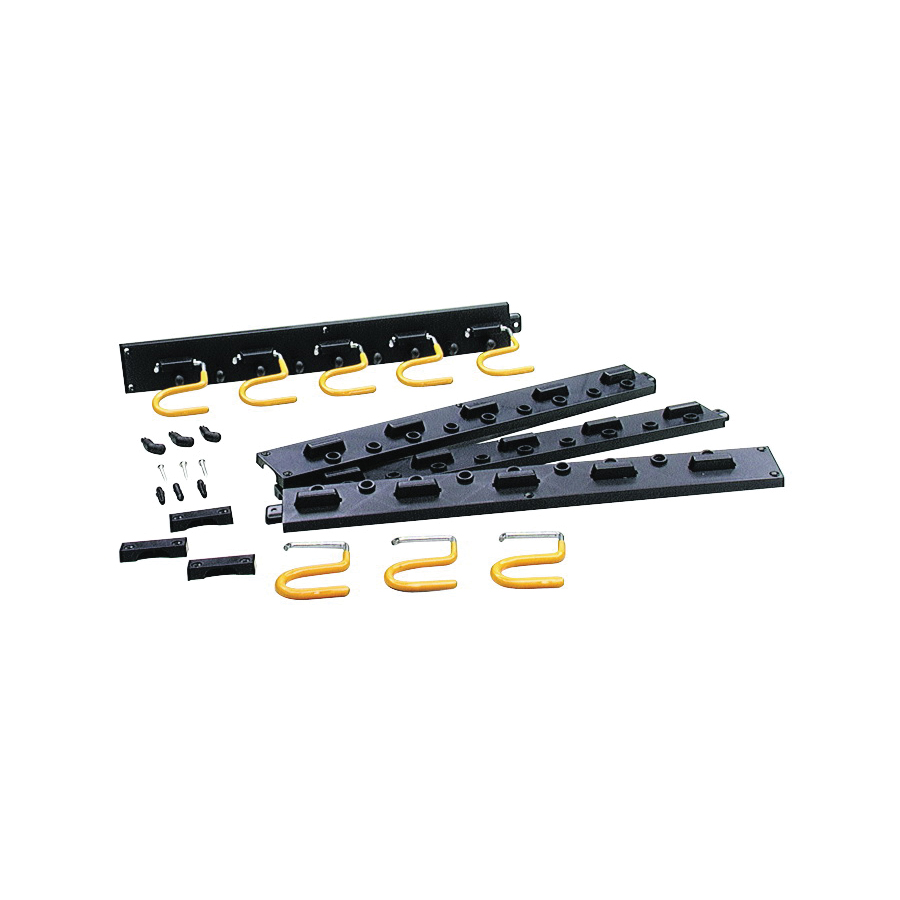 Picture of CRAWFORD SR64-6 Storage System, 64 in W, 10 in H, Steel