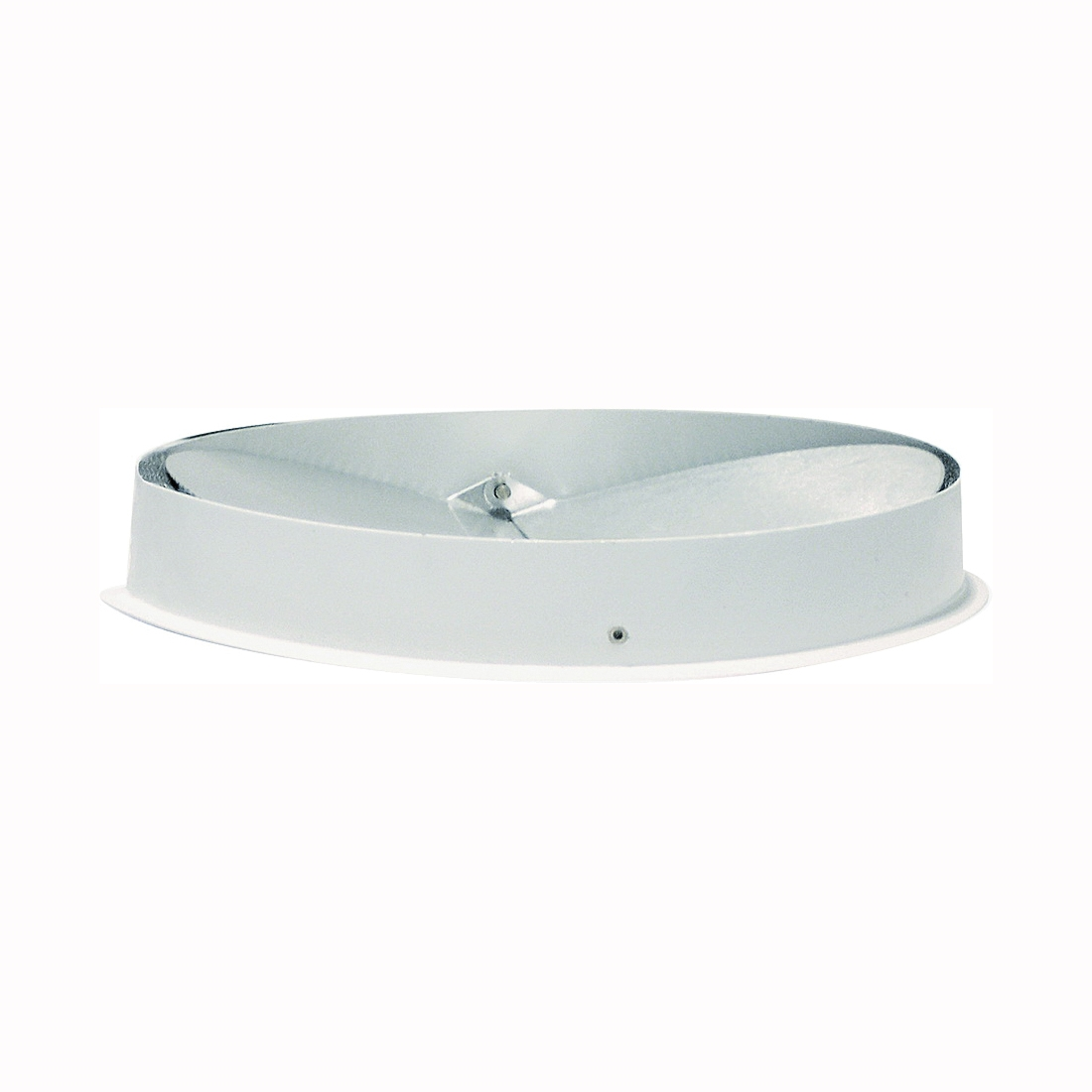 Picture of Air King ARD7R/E-22A Range Hood Collar, Round, Steel, Painted, For: QZ, DS and AV Series Range Hoods