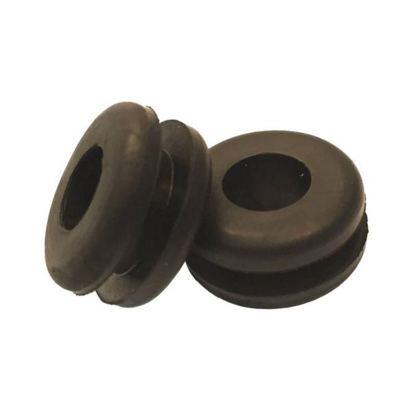 Picture of GB GHG-1525 Hole Grommet, Vinyl, Black