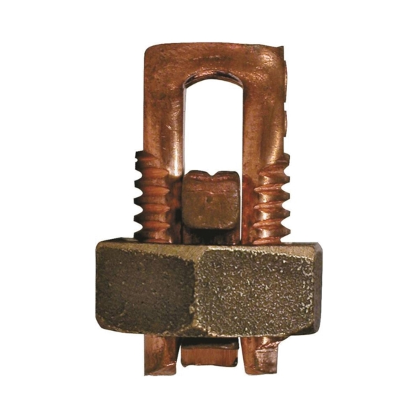 Picture of GB GSBC-3/0 Split Bolt Connector, 3/0 AWG Wire, Copper, Copper