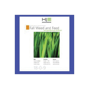 Picture of HJ 7427 Weed and Feed Fertilizer, Granular, 16 lb Package, Bag