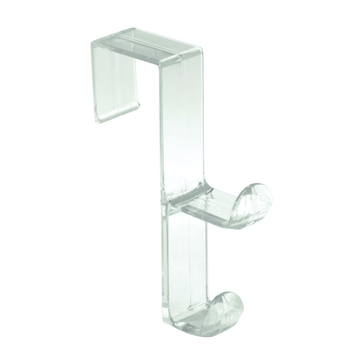 Picture of iDESIGN 16100 Door Hook, 2-Hook, Plastic