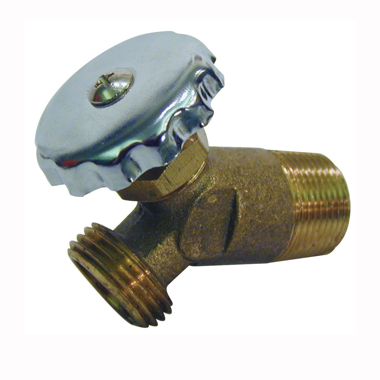 Picture of Mueller ProLine 102-816 Water Heater Drain Valve, Heavy-Duty, Brass