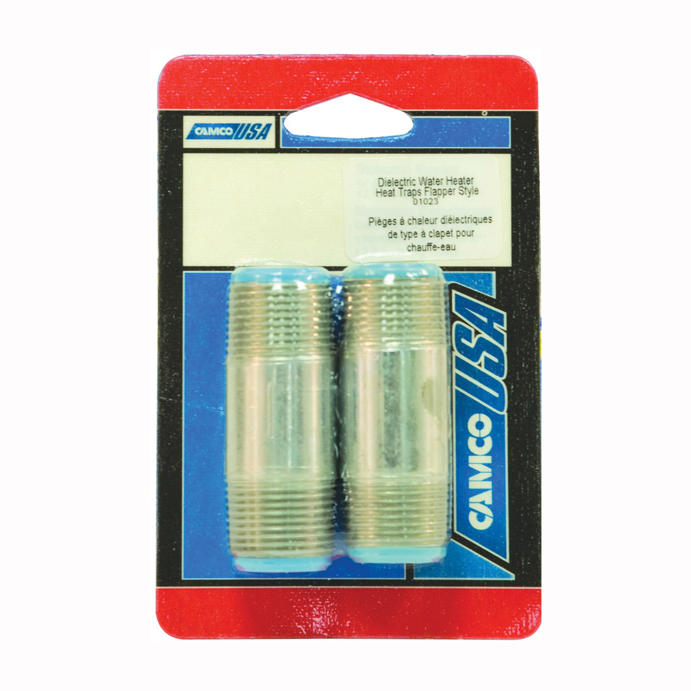 Picture of CAMCO 01023 Heat Trap, Iron, For: Water Heaters
