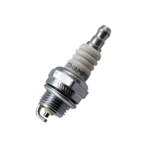 Picture of Champion 858 Spark Plug, 0.023 to 0.028 in Fill Gap, 0.551 in Thread, 3/4 in Hex, Copper