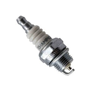 Picture of Champion 852 Spark Plug, 0.022 to 0.028 in Fill Gap, 0.551 in Thread, 0.748 in Hex, Copper