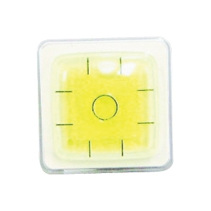 Picture of US Hardware RV-305C Hardware Surface Level, Square, Plastic