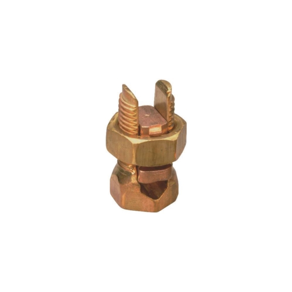 Picture of GB GSBC-2 Split Bolt Connector, 2 AWG Wire, Copper, Copper