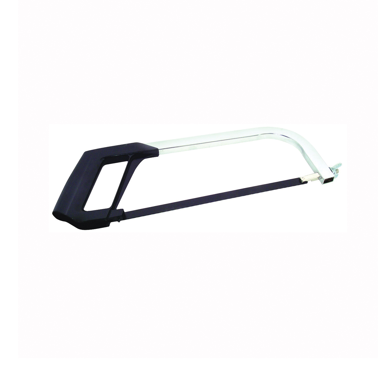 Picture of Crescent Nicholson 80951 Hacksaw Frame, 10 to 12 in L Blade, 3-1/2 in D Throat, Pistol-Grip Handle