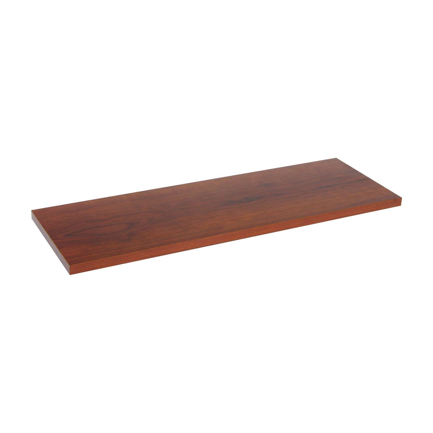 Picture of Knape & Vogt 1980 W 12X48 Shelf Board, 200 lb, 5-Shelf, 48 in L, 12 in W, Particleboard