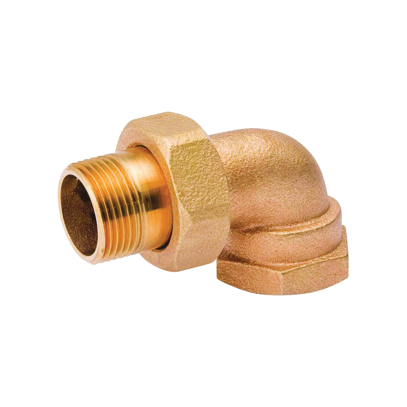 Picture of B & K 109-385 Radiator Elbow Nut and Tailpiece, Brass