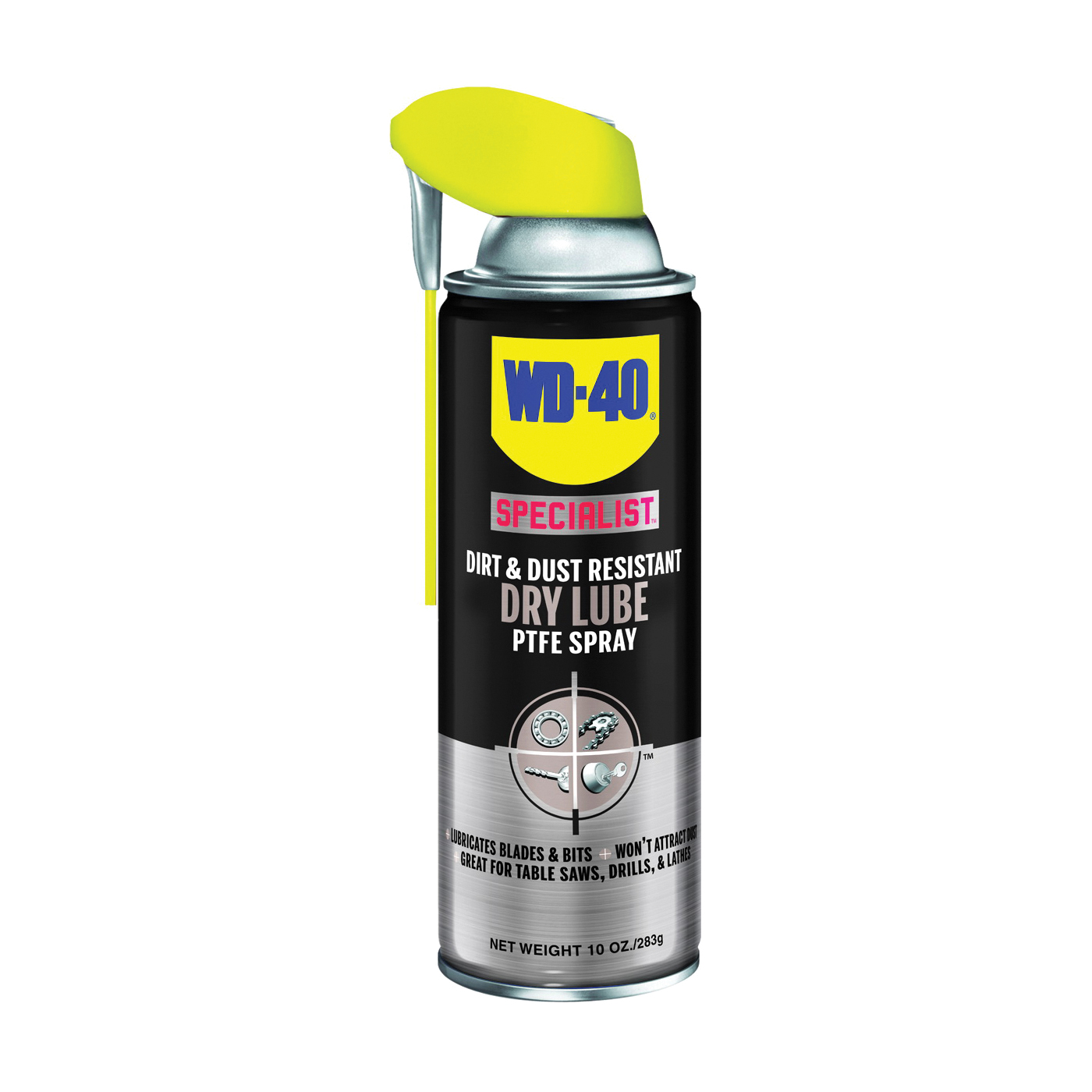 Picture of WD-40 300059 Lubricant, 10 oz Package, Can, Liquid, Pleasant