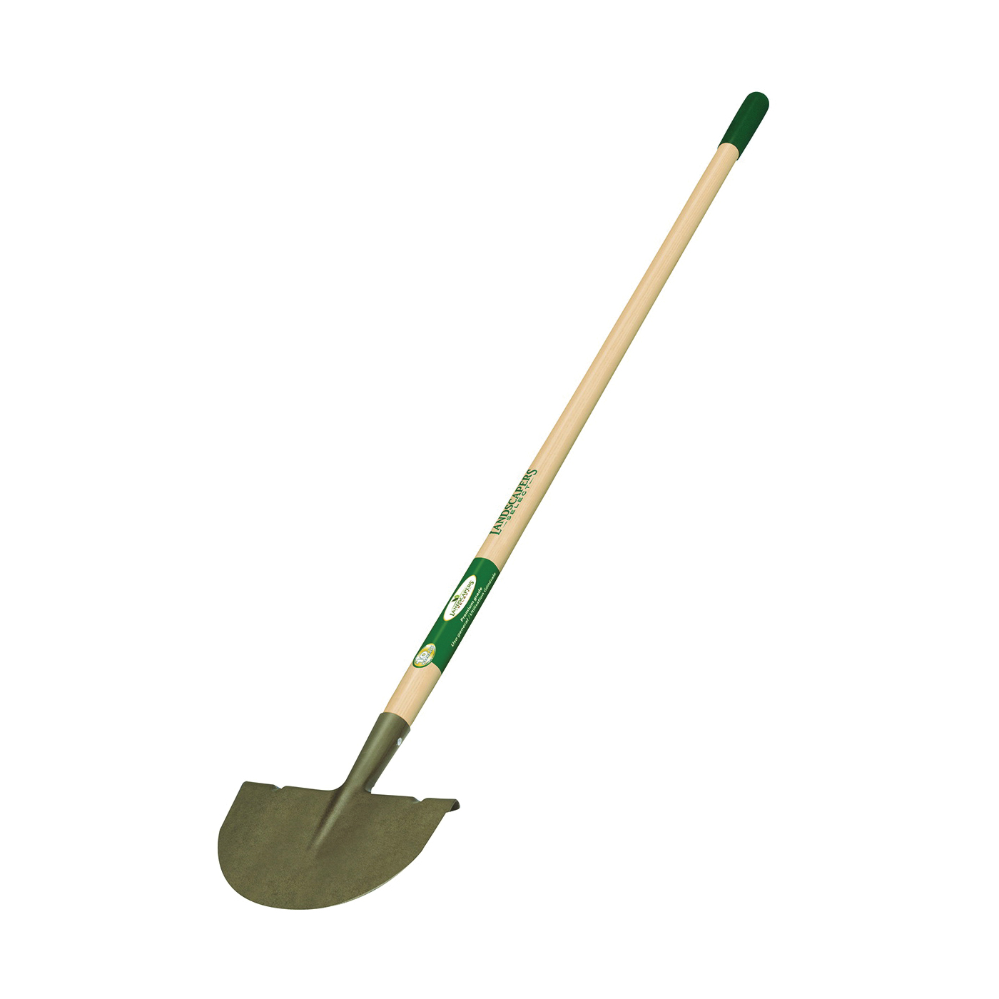 Picture of Landscapers Select 34623 Sidewalk/Garden Edger, Wood Handle, Premium Ash Handle