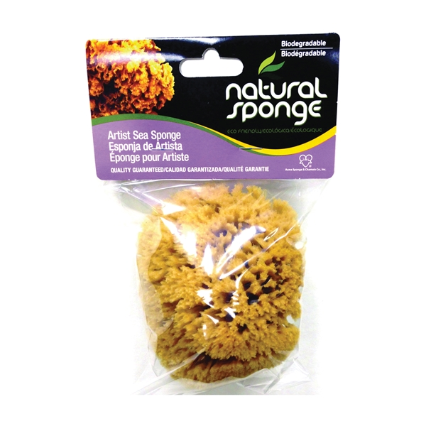 Picture of The Natural BP-4050MD Sea Sponge, 4 to 5 in L, Natural