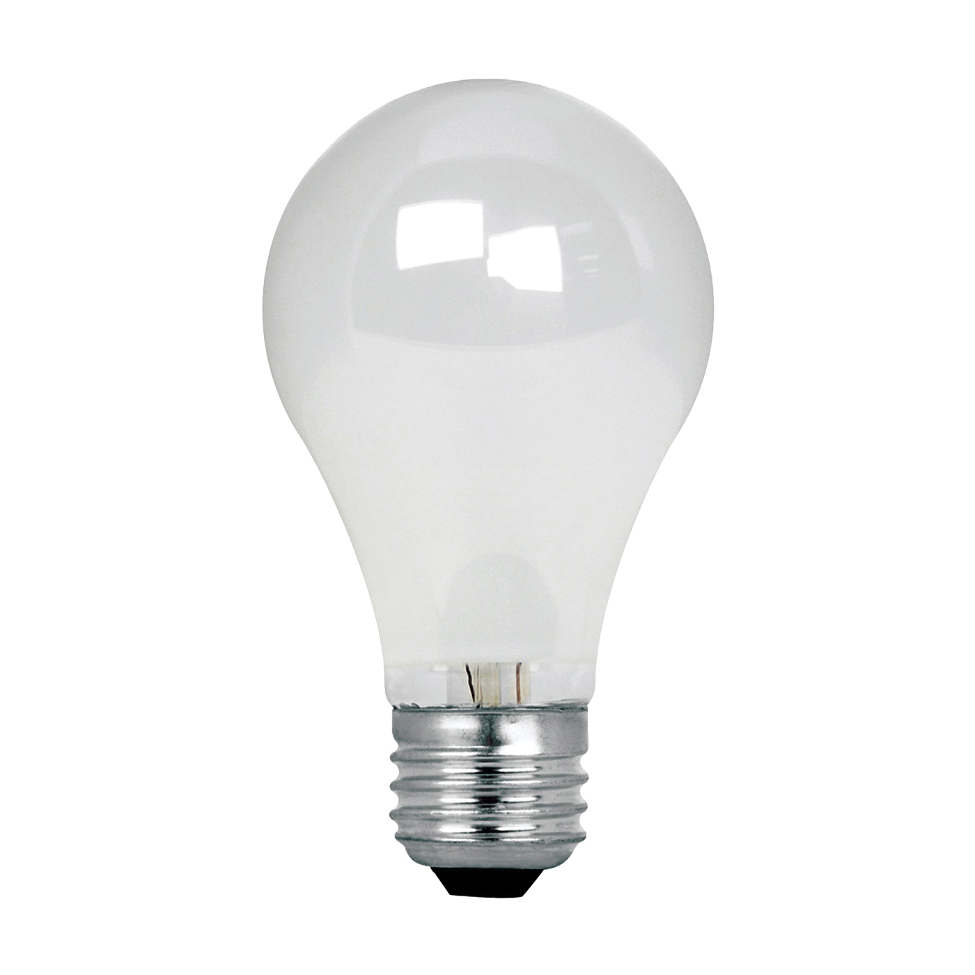 Picture of Feit Electric Q43A/W/DL/4/RP Halogen Lamp, 43 W, Medium E26 Lamp Base, A19 Lamp, Soft White Light, 630 Lumens