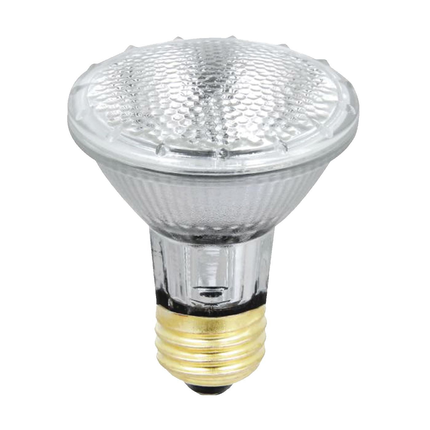 Picture of Feit Electric 38PAR20/QFL/ES/2 Halogen Lamp, 38 W, Medium E26 Lamp Base, PAR20 Lamp, Soft White Light, 530 Lumens