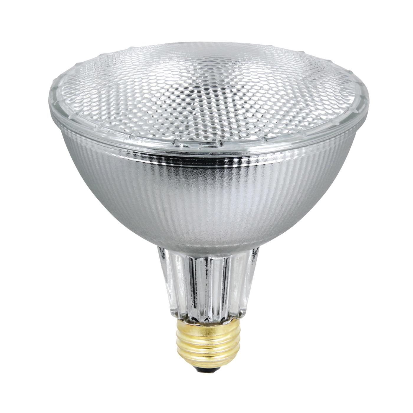 Picture of Feit Electric 55PAR38/QFL/ES/2 Halogen Lamp, 56 W, Medium E26 Lamp Base, PAR38 Lamp, Soft White Light, 980 Lumens