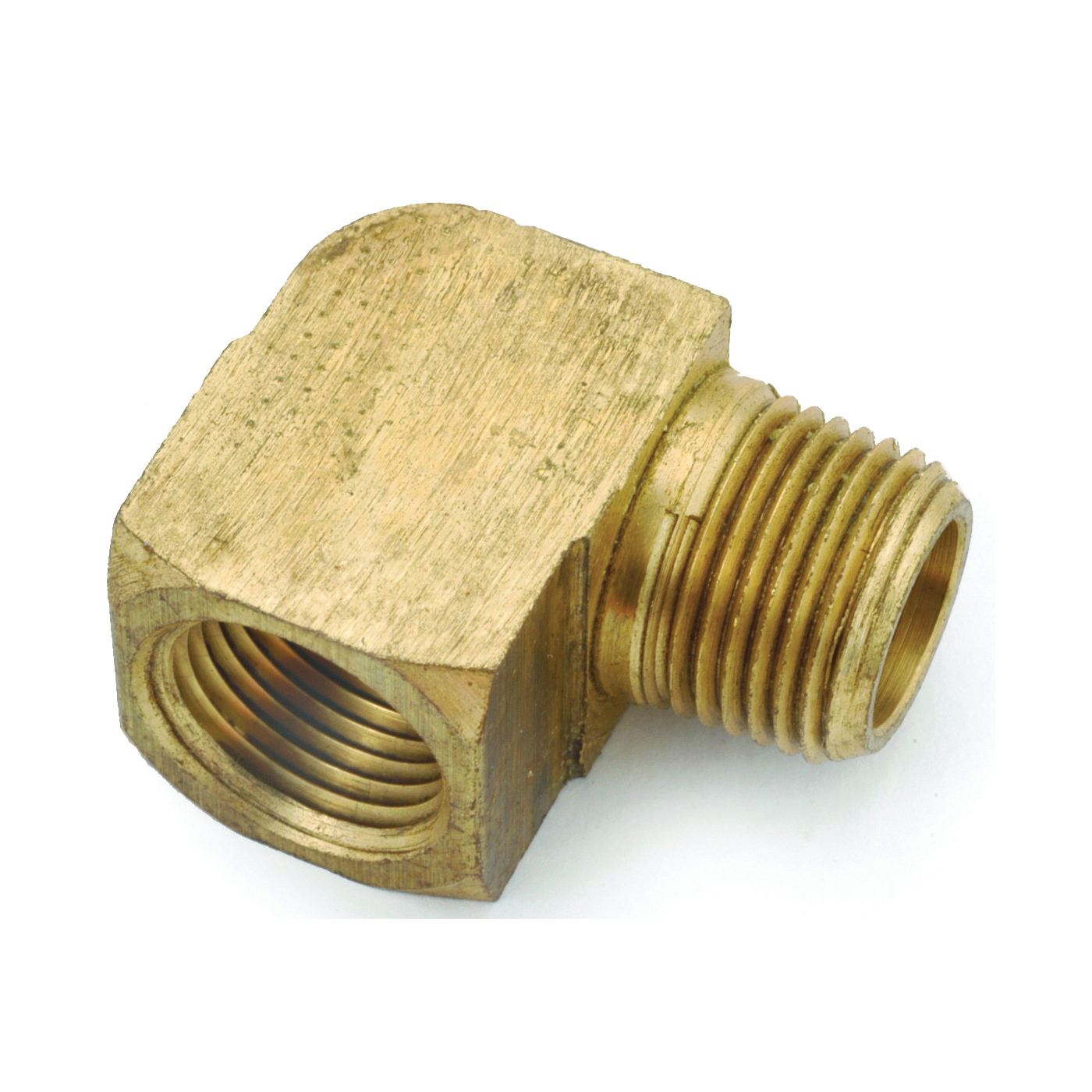 Picture of Anderson Metals 756116-02 Street Elbow, 1/8 in, FIP, MIP