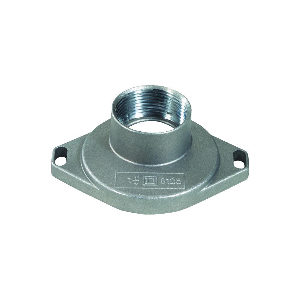 Picture of Square D B125 Conduit Hub, 1-1/4 in, Aluminum