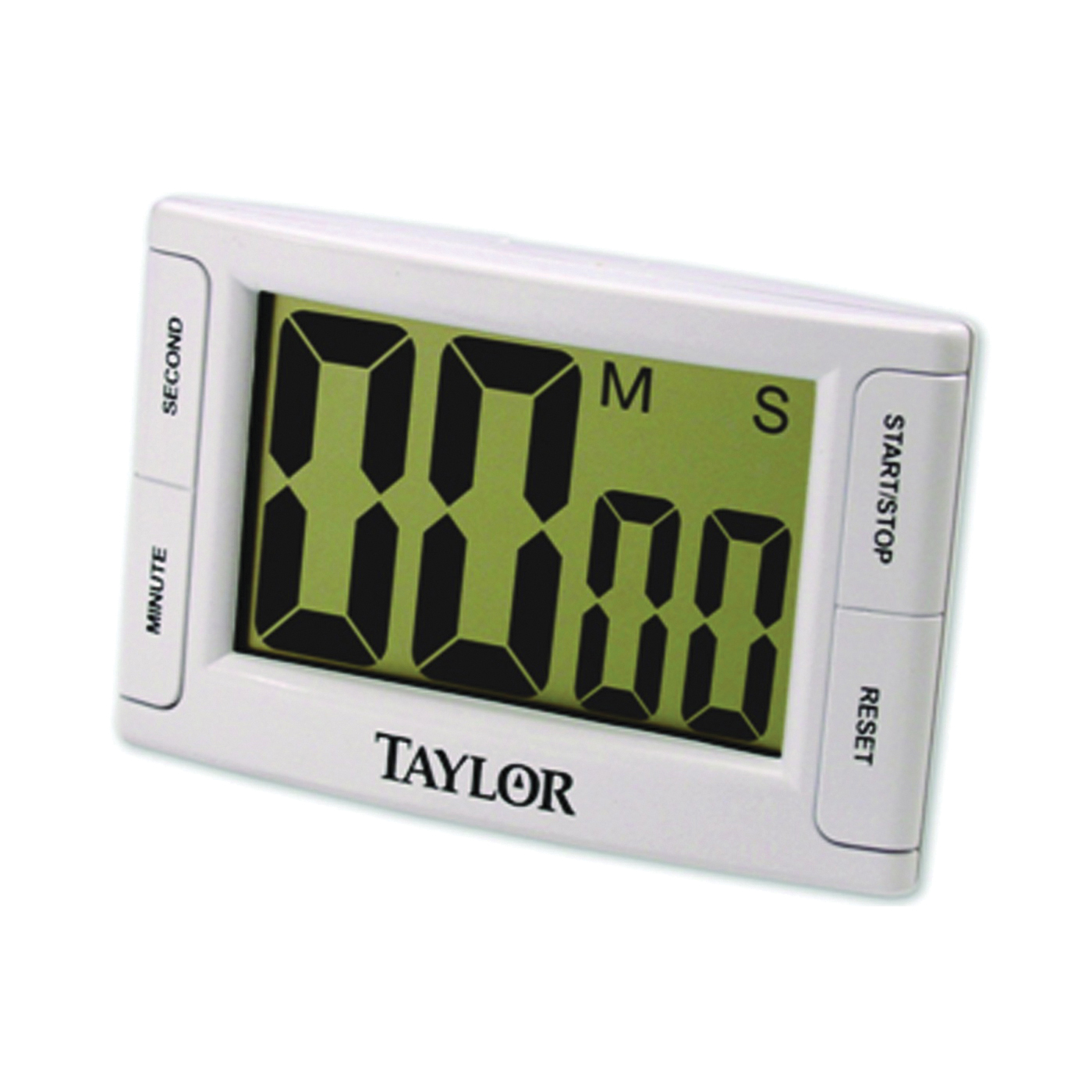 Picture of Taylor 5896 Timer, LCD Display, 0 min 0 sec to 99 min 59 sec