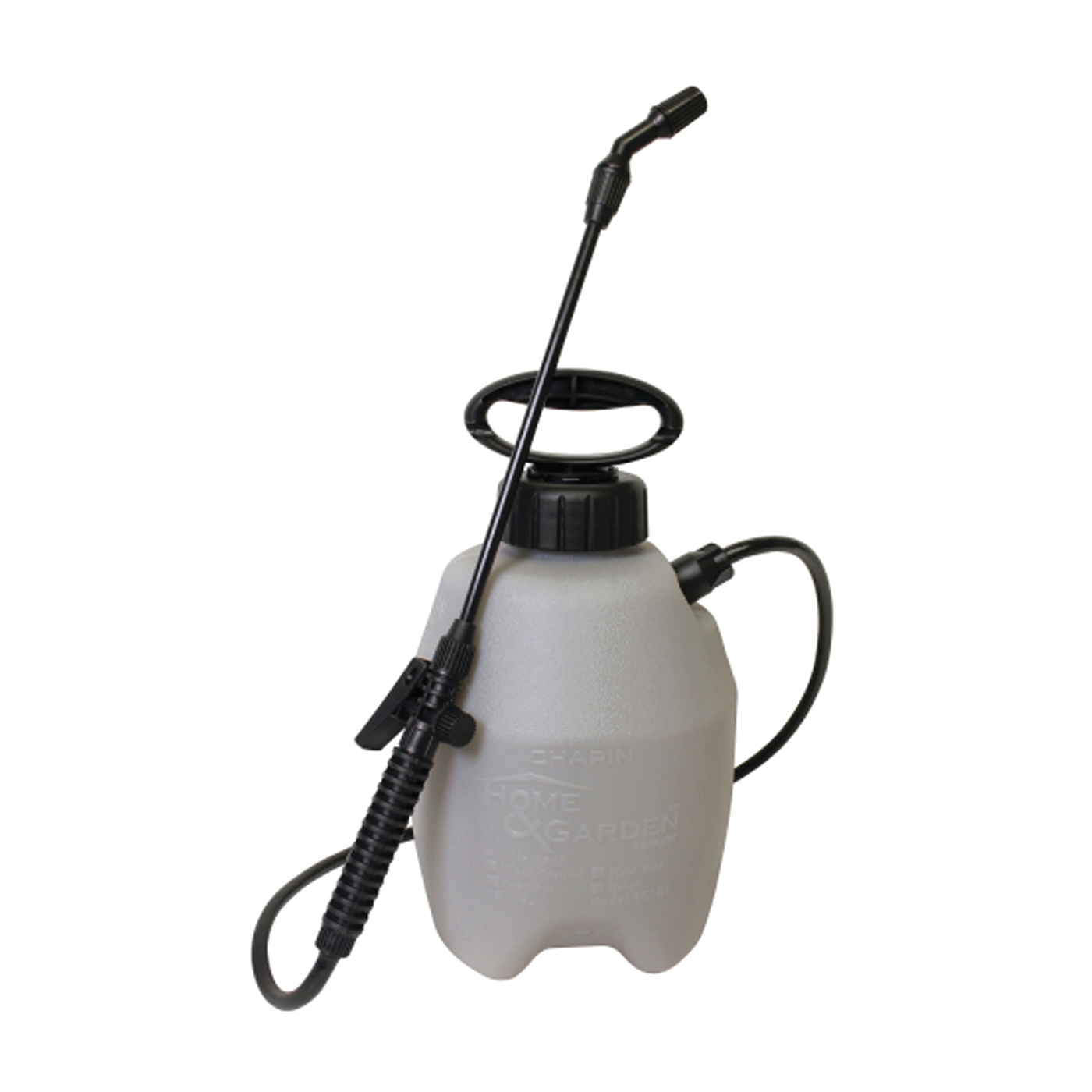 Picture of CHAPIN 16100 Home and Garden Sprayer, 1 gal Tank, Poly Tank, 34 in L Hose
