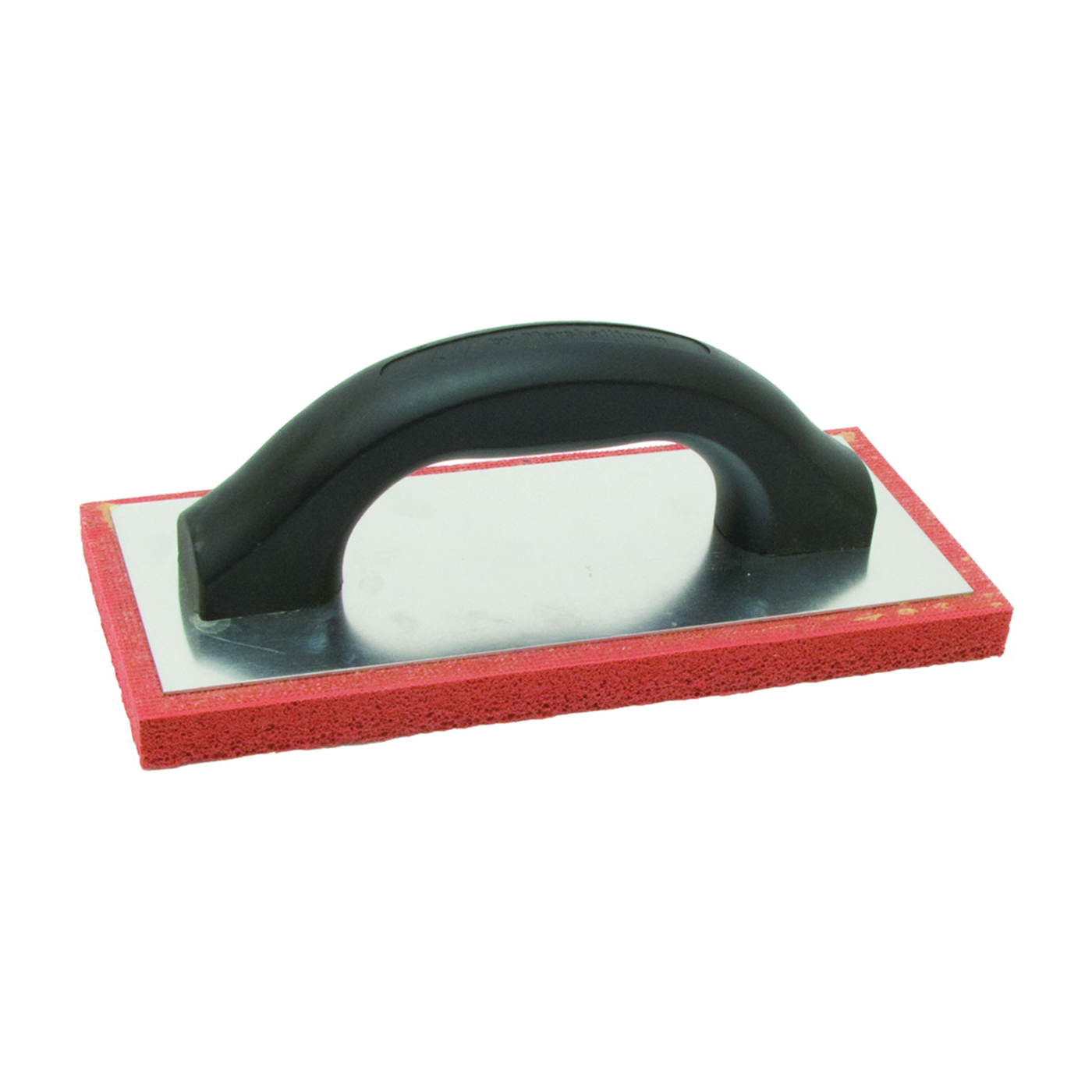 Picture of Marshalltown RRF94F Masonry Float, 9 in L Blade, 4 in W Blade, 5/8 in Thick Blade, Fine Rubber Blade