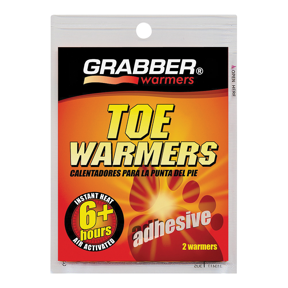 Picture of Grabber Warmers TWES Toe Warmer, Adhesive