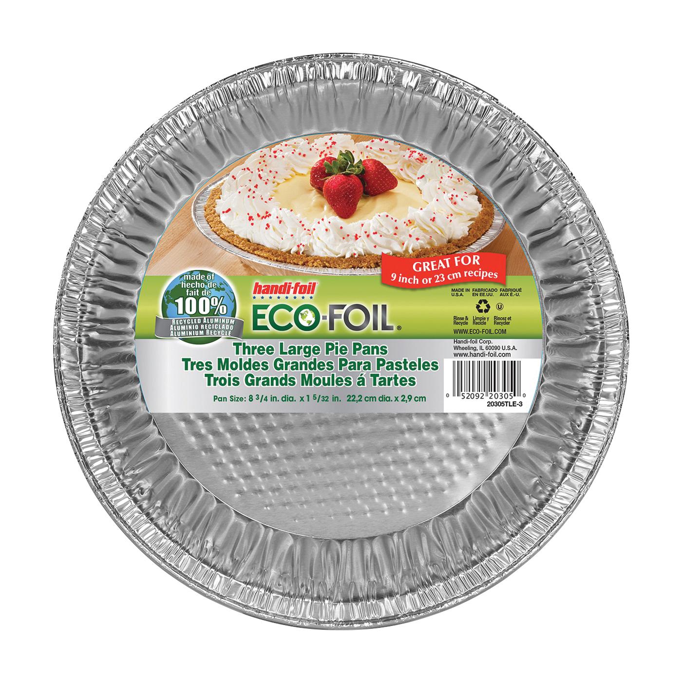 Picture of HANDI-FOIL 20305TL.010 Pie Pan, Aluminum