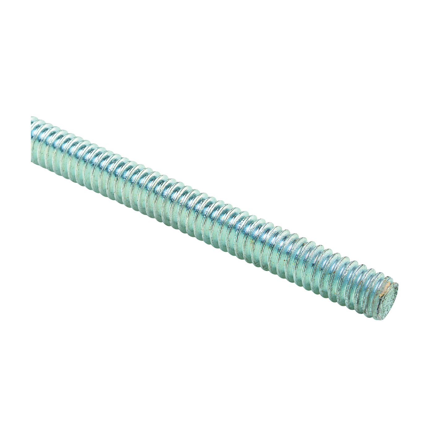 Picture of SuperStrut R Series ZR1048 Threaded Rod, Steel, Silver, Electro-Galvanized