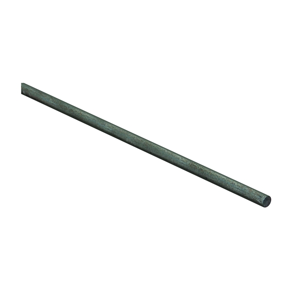 Picture of Stanley Hardware 4055BC Series 215335 Smooth Rod, 5/16 in Dia, 48 in L, Steel, Plain