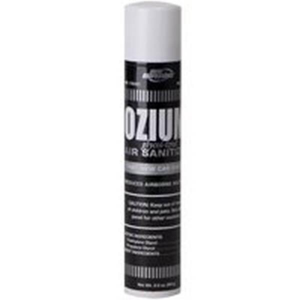 Picture of Auto Expressions OZIUM OZ-22 Air Freshener, 0.8 oz Package, Aerosol Can, New Car