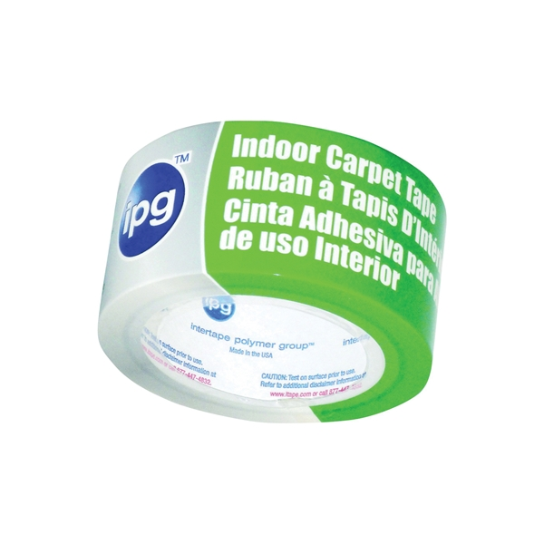 Picture of IPG 9971 Carpet Tape, 10 yd L, 1-7/8 in W, Vinyl Backing