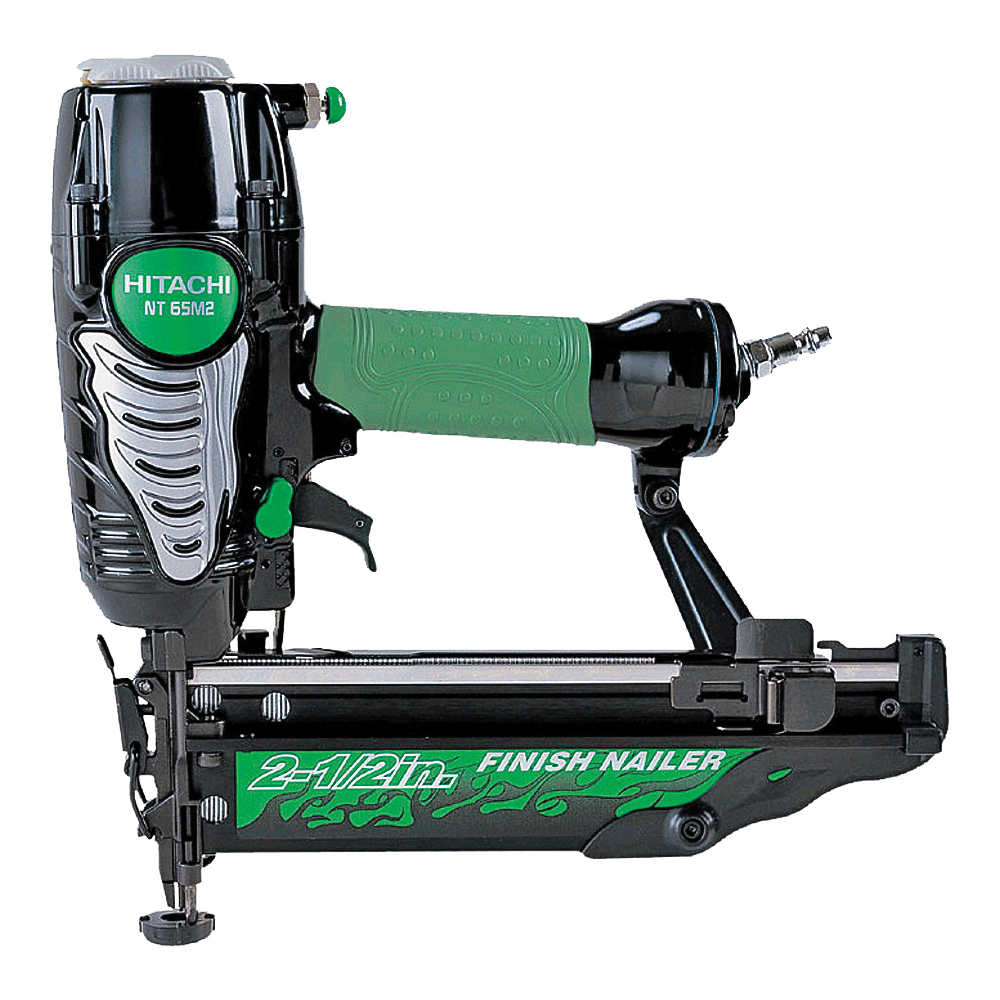 Picture of HITACHI NT65M2S Finish Nailer with Integrated Air Duster, 100 Magazine, 0.224 cfm Air