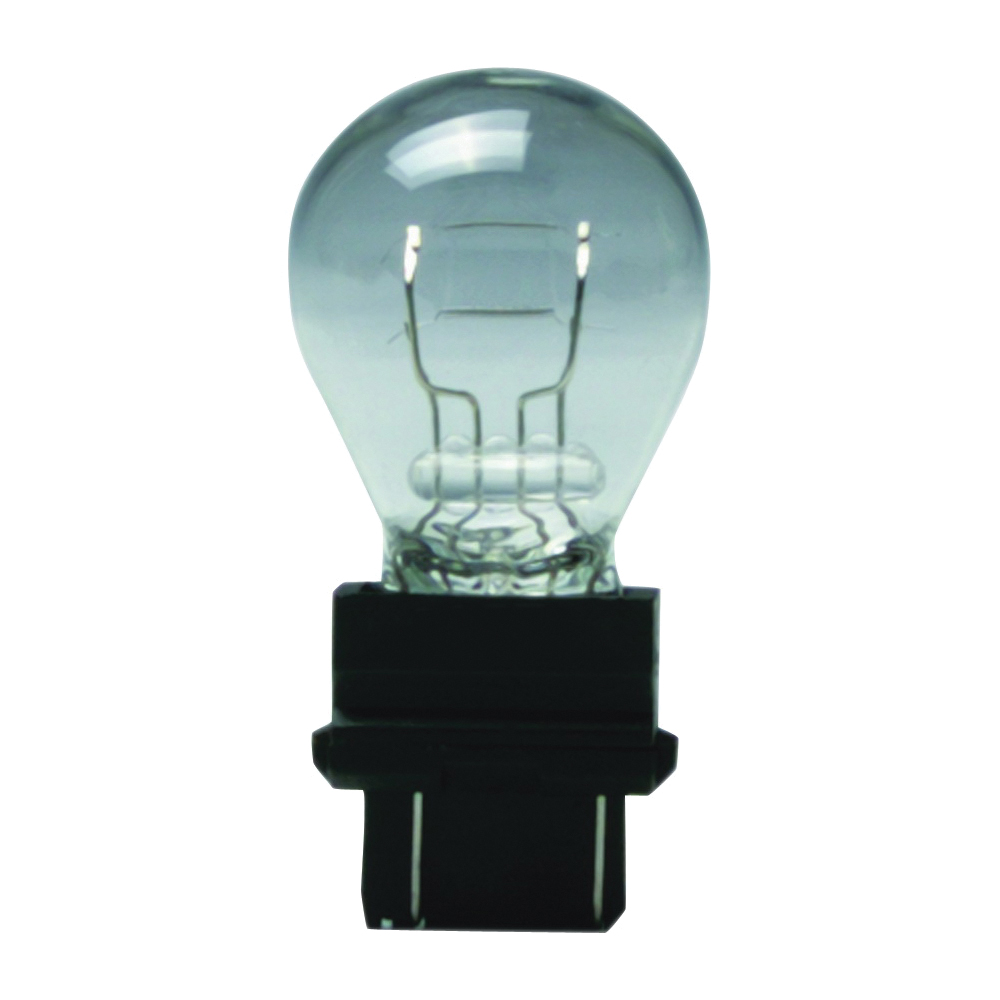 Picture of EIKO 3156-BP Lamp, 12.8 V, S8 Lamp, Polymer Wedge Base